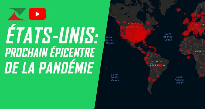 États unis: prochain épicentre de la pandémie