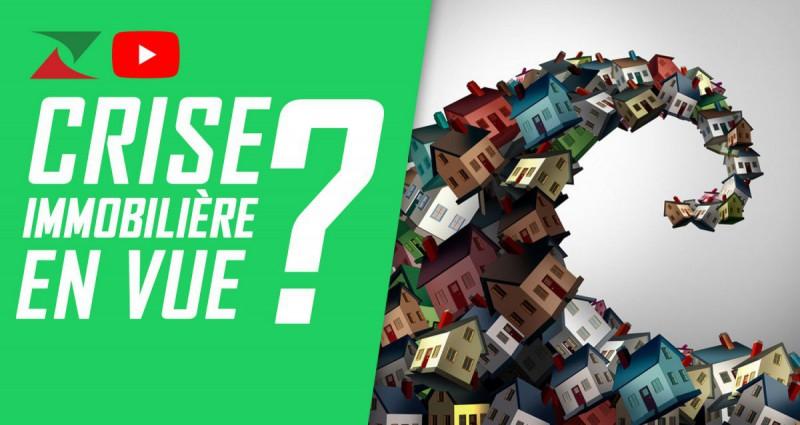 Crise immobilière en vue ?