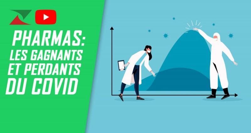Pharmas: les gagnants et perdants du COVID