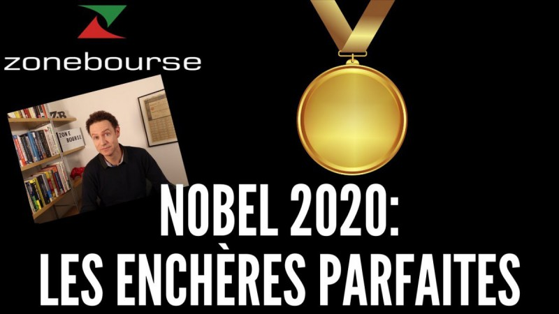 Nobel d'économie 2020: Les enchères parfaites