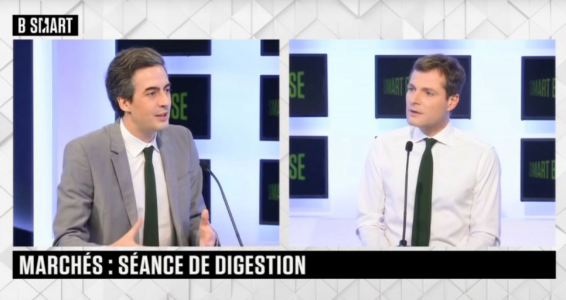 Replay Bourse : Nicolas Chéron sur B Smart