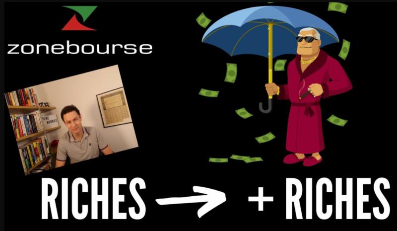 Pourquoi les riches deviennent plus riches ? L'effet