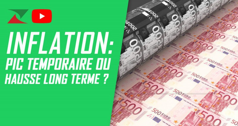 Inflation: pic temporaire ou hausse long terme ?