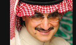 Portrait de Alwaleed Al-Saud
