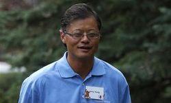 Portrait de Jerry Yang