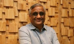 Portrait de Kishore Biyani
