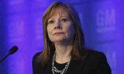 Portrait de Mary Barra