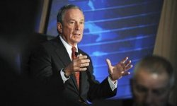 Portrait de Michael Bloomberg