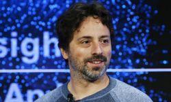 Portrait de Sergey Brin