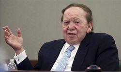 Portrait de Sheldon Adelson