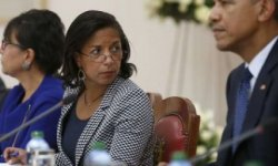 Portrait de Susan Rice