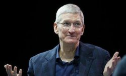 Portrait de Tim Cook
