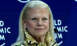 Portrait de Virginia Rometty