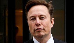 Portrait de Elon Musk