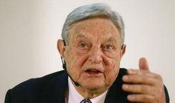 Portrait de George Soros
