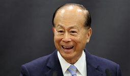 Portrait de Li Ka-shing